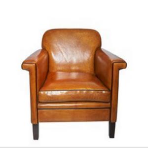 Schapenleren Fauteuils Gebruikt.Bogers Furniture Productie En Herstel Van Schapenleren Meubelen
